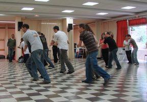 Cours de l'APLL'Swing Festival 2008